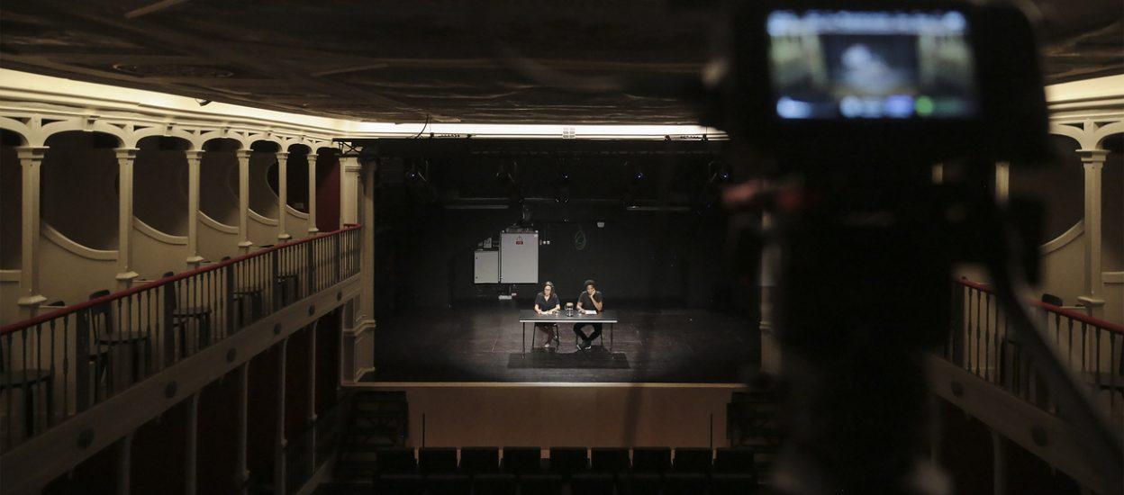 O Teatro e a Peste (LU.CA)