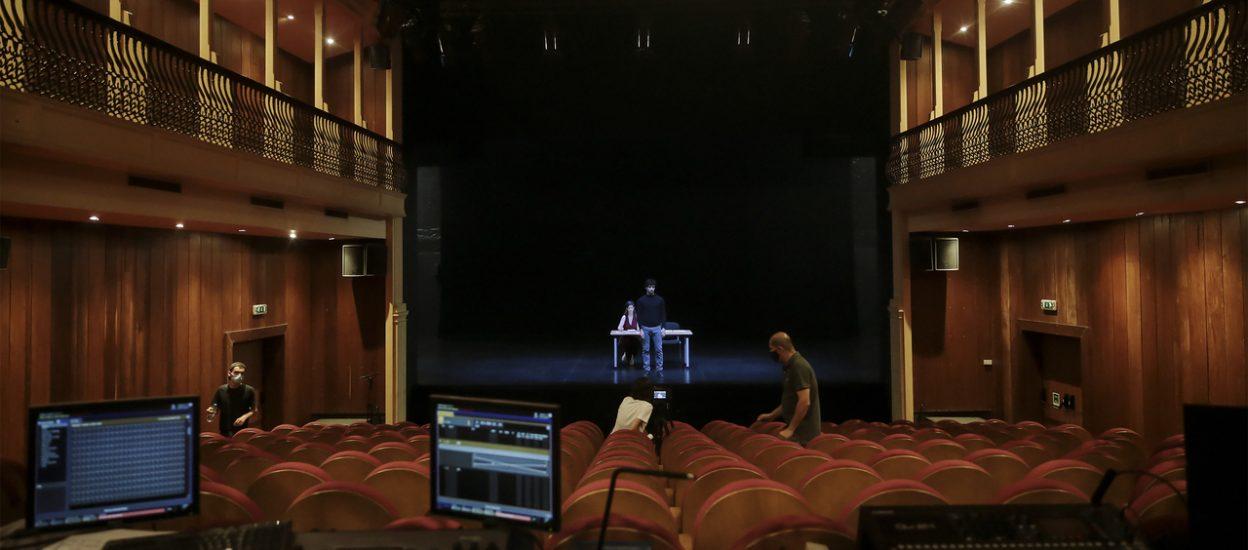 O Teatro e a Peste (Teatro Viriato)