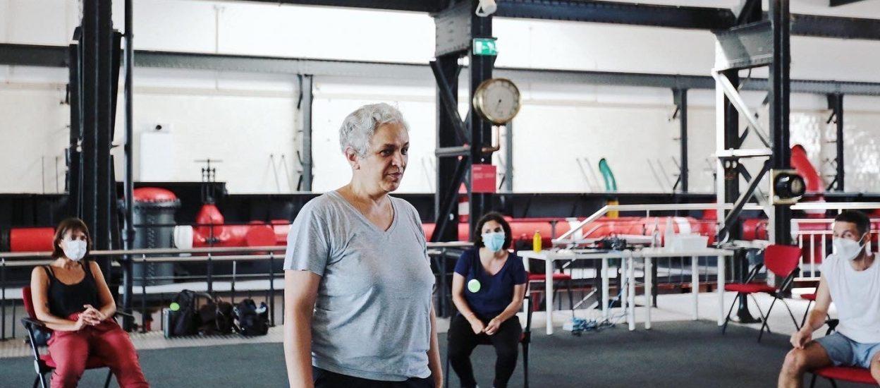 Workshop com Dora García